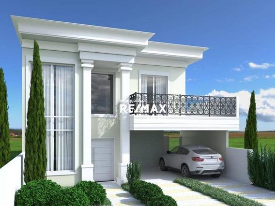 Casa Com 3 Dormitórios À Venda, 270 M² Por R$ 865.000,00 - Quinta Das Atírias - Jundiaí/sp - Ca2220
