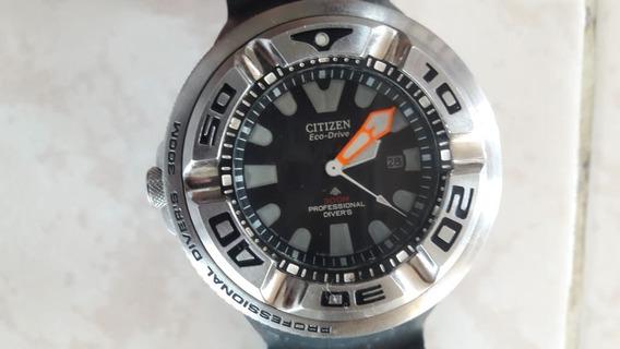 Reloj Citizen Men Eco-drive Promaster Driver Bj8050-08e