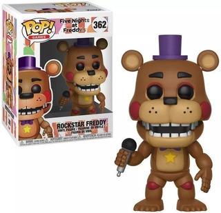 Figura Funko Pop Juegos - Rockstar Freddy 362