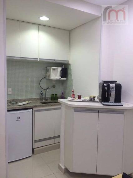 Sala Comercial Para Locação, Boqueirão, Santos. - Codigo: Sa0247 - Sa0247