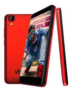 Celular Android 8 Telefono Inteligente Yezz 5eq Nuevo Tienda