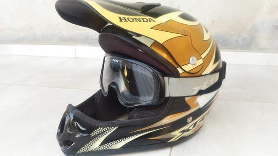 Capacete Honda Xre 300