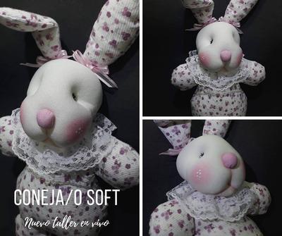 Clase, Video - Taller Conejo/a Soft