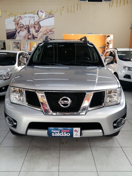 Nissan Frontier 2.5 Sl 4x4 Cd Turbo Eletronic
