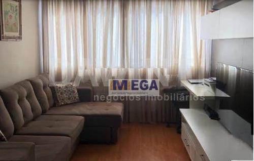 Imagem 1 de 14 de Apartamento Com 3 Dormitórios À Venda, 84 M² Por R$ 399.000 - Centro - Campinas/sp - Ap4690