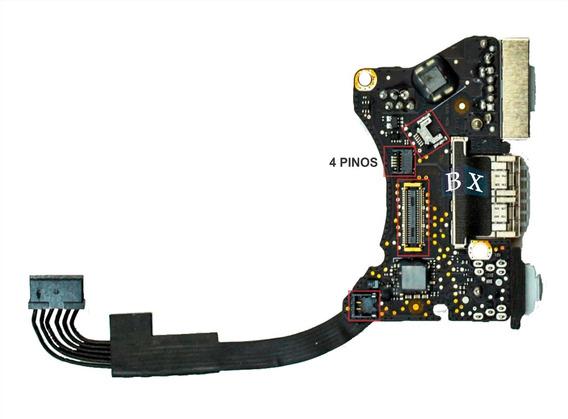 Placa Dcin Magsafe Macbook Air A1465 2012 820-3213-a Nfe