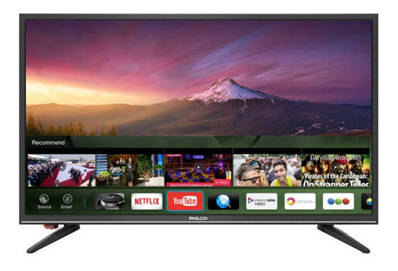 Smart Tv 43 Fhd Usb Hdmi Netflix Youtube Philco Novogar
