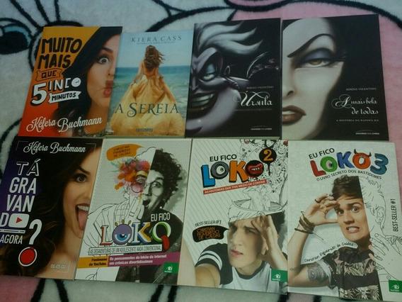 Lote De Livros Diversos Promoção Juvenil Atacado Coleção