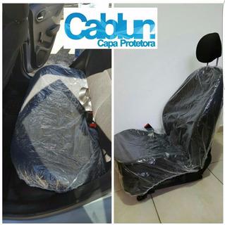 Cablun Capa Protetora Banco Automotivo (impermeável) 02 Unid