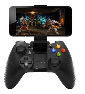 Controle Joystick Android Gamepad Celular Bluetooth Gamer