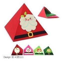 100 Archivos Digitales Silhouette Cameo Navidad Scrapbook