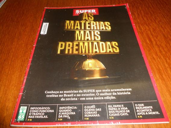 Revista Super Interessante As Materias Mais Premiadas.