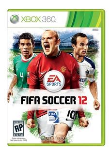 Fifa Soccer 2012 Xbox 360 Nuevos :jdc