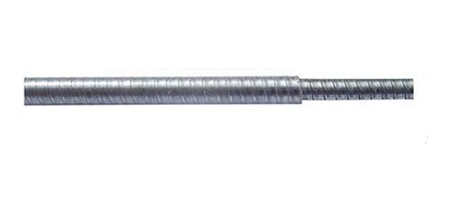 Imagem 1 de 4 de Conduíte De Freio 5mm  Calypso Transparente Teflon(2 Metros)