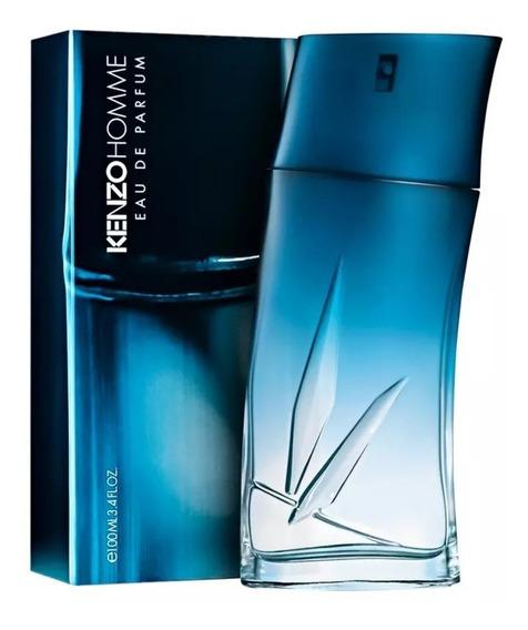 Perfume Kenzo Homme Eau De Parfum 100 Ml - Selo Adipec