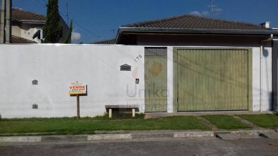 Casa No Loteamento Giardino D Itália. - Ca1171