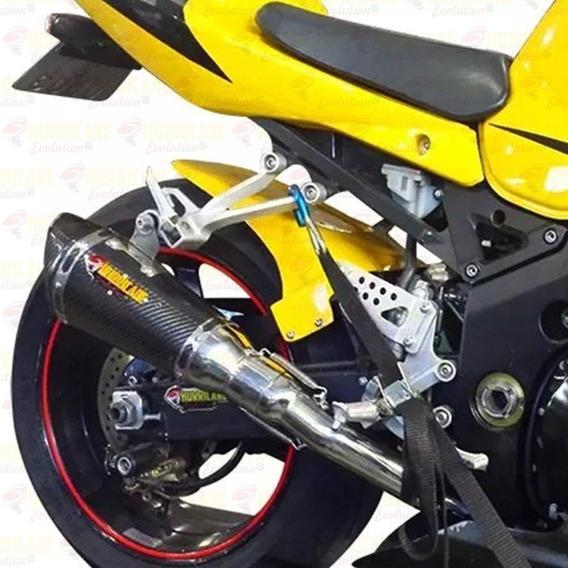 Escapamento Suzuki Gsx-r 1000 Ponteira Hf1 Carbon Cod.480