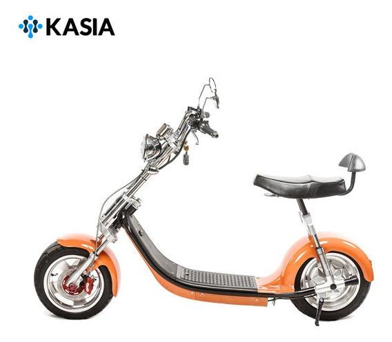 Moto Electrica Citycoco Kasia Fortius 2000w 20ah