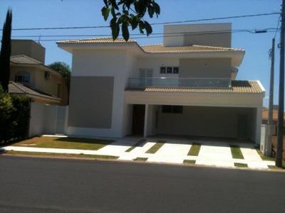 Casa - Condomínio Fechado - 4 Quartos - Damha Ii - 5211