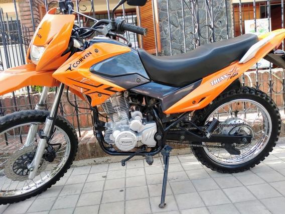 Corven Triax 200