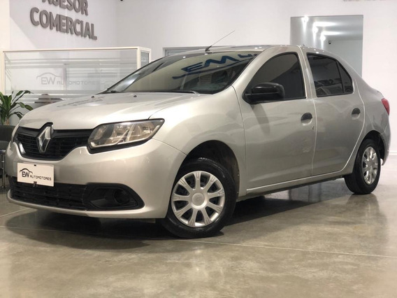 Renault Logan Autenthique Plus 2014 Financio Hasta El 100%