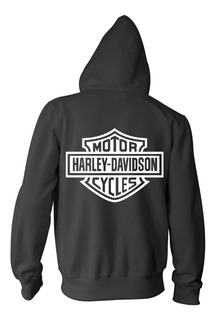 Combo Campera + Remera + Gorra Harley Davidson Envío Gratis