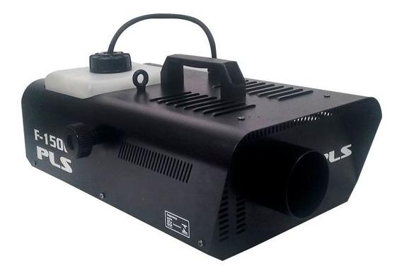 Máquina De Fumaça Pls F-1500p C/ Controle Sem Fio 220v