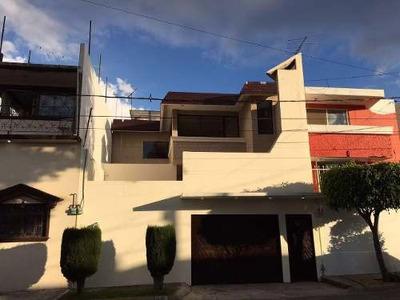 Renta De Casa En Col. Atlanta, Cuautitlán