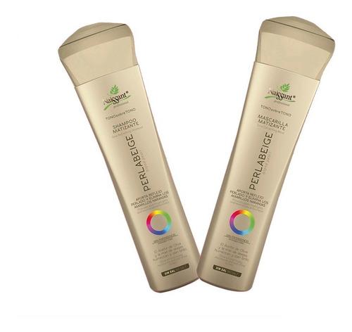 Naissant Kit Perla Beige Shampoo Y Masca - mL a $73