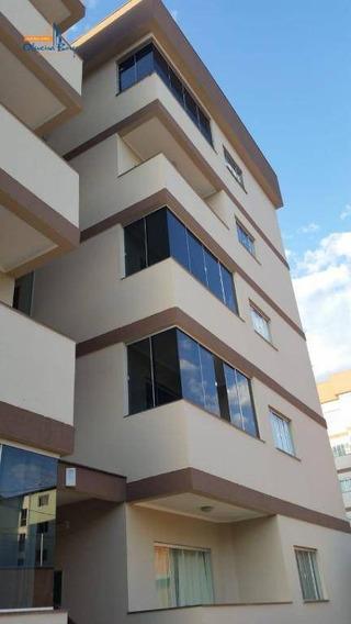 Apartamento Com 3 Dormitórios À Venda, 83 M² Por R$ 265.000,00 - Setor Sul Jamil Miguel - Anápolis/go - Ap0343