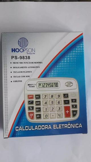 Calculadora Atacado Revenda Kit 50 Unid + 50 Pilhas Frete Gr