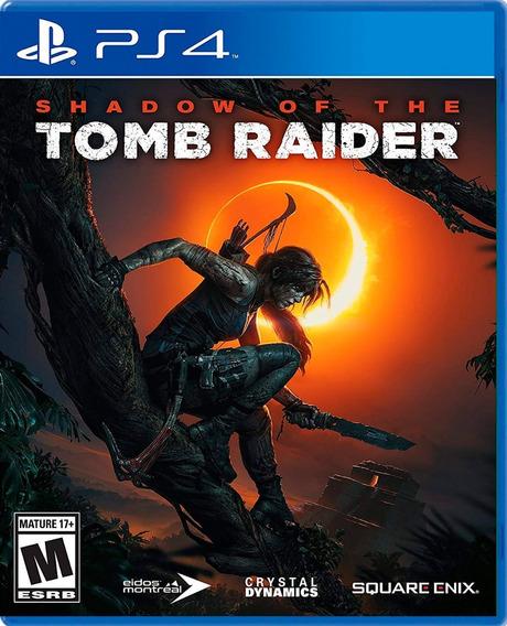 Shadow Of The Tomb Raider En Ps4 Nuevo Y Sellado.