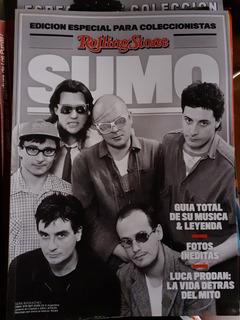 Revista Rolling Stone- Bookazine - Sumo - Coleccion