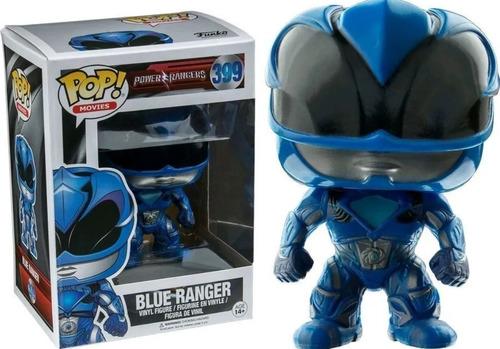 Funko Pop Movies Power Rangers Blue Ranger