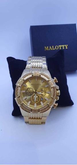 Relógio Malotty 100% Funcional