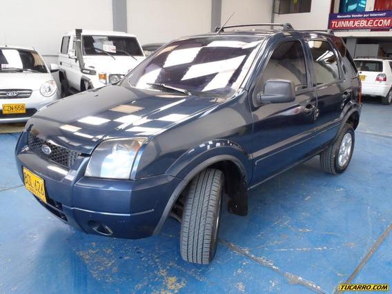 Ford Ecosport F.e