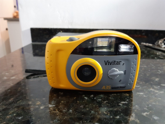 Máquina Fotográfica Vivitar A 35