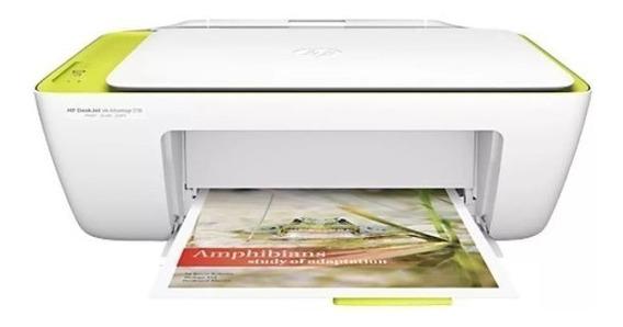 Impressora Multifuncional Hp Deskjet 2135 - Promoção