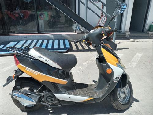 Scooter Motomel Speedy 50cc. Urbaba Pequeña 0km Mod 2013