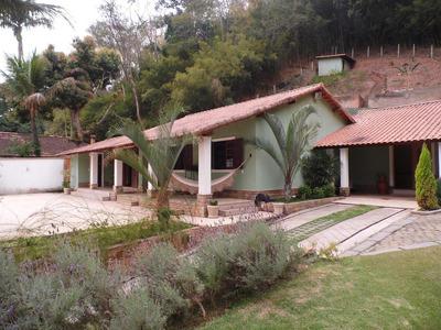 Casa Moderna, Ampla Com Bom Terreno De 1.149 M² De Facílimo Acesso! - G4543