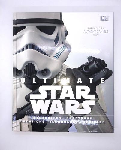 Ultimate Star Wars La Guía Definitiva - Ingles- Tapa Dura -
