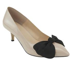 Zapatillas De Vestir Tacón 6cm Para Dama 020893 Charol Tp19