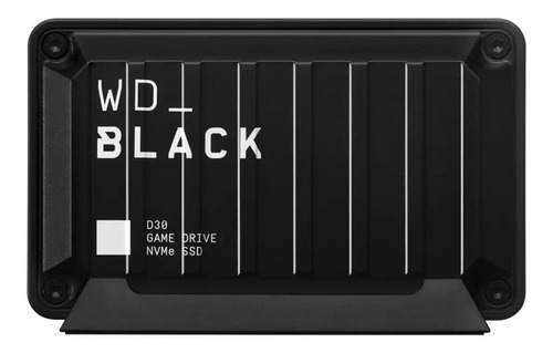 Imagen 1 de 7 de Disco Ssd Externo 500gb Wd Black D30 Usb-c Pc Ps4 Ps5 Xbox
