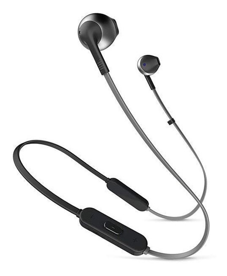 Fone De Ouvido Sem Fio Bluetooth C/ Microfone Jbl Tune205bt