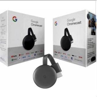Chromecast De 3ª Generación: Wifi, Más Potencia