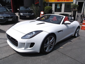 Jaguar F-type Convertible 5.0l V8 Supercargado