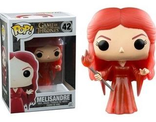 Figura Funko Pop! Tv Game Of Thrones Got Melisandre
