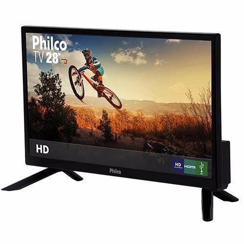 Tv Led 28 Philco Ph28n91d Hd Com Conversor Digital