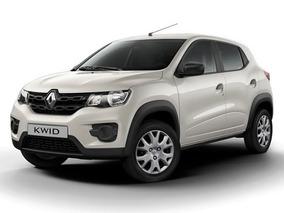Renault Kwid Zen 2018 0km Marfil Contado Financiado Autos