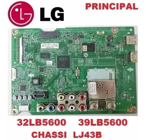 Placa Principal Sinal Lg 32lb5600 39lb5600 42lb5600 47lb5600